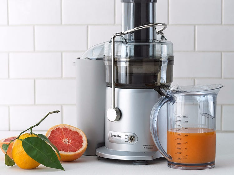 Breville Juicer Reviews