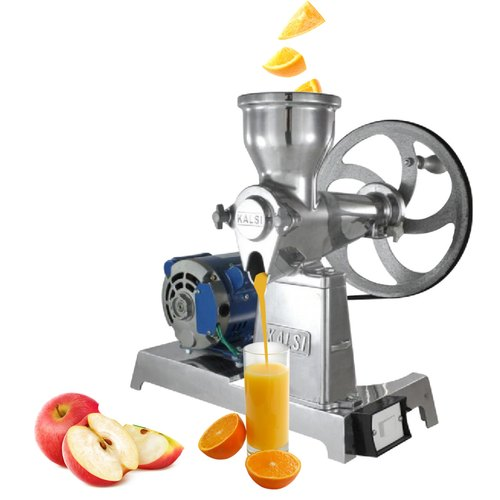 Commercial juicer machines